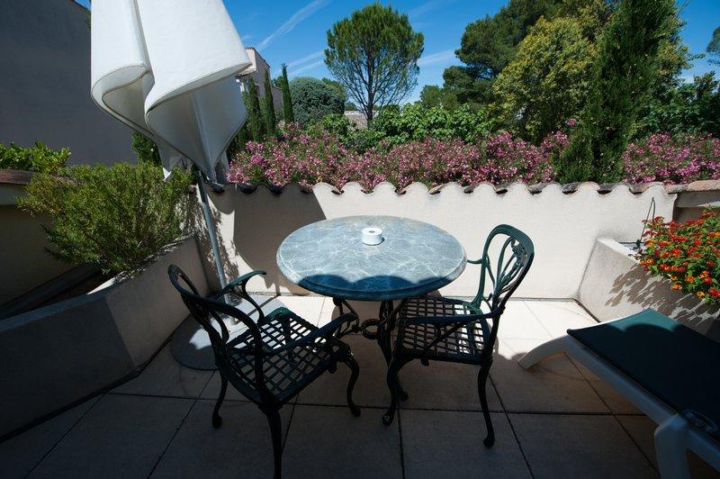 Auberge de Cassagne-Junior Suite Terrace<br/>Image from Leonardo