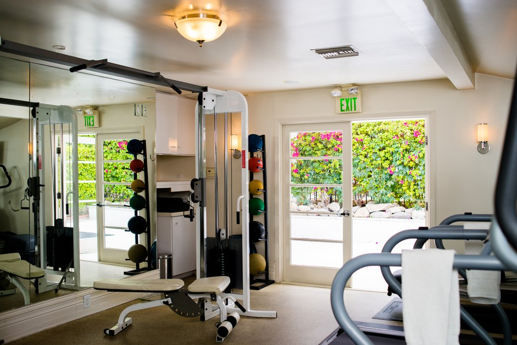 Avalon Hotel and Bungalows-Fitness<br/>Image from Leonardo