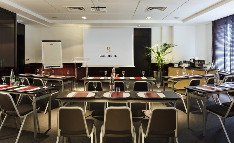 Hotel Barriere Le Majestic-meeting room<br/>Image from Leonardo