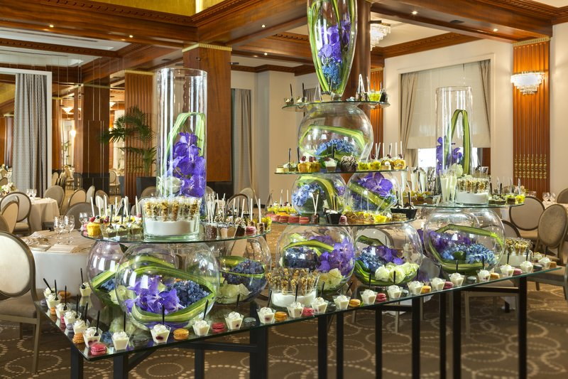 Hotel Barriere Le Majestic-buffet<br/>Image from Leonardo
