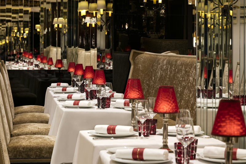 Hotel Majestic Barriere-Fouquet's Cannes restaurant<br/>Image from Leonardo