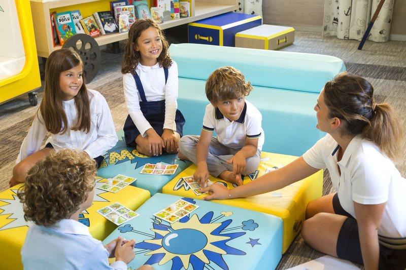 Hotel Majestic Barriere-kids club<br/>Image from Leonardo