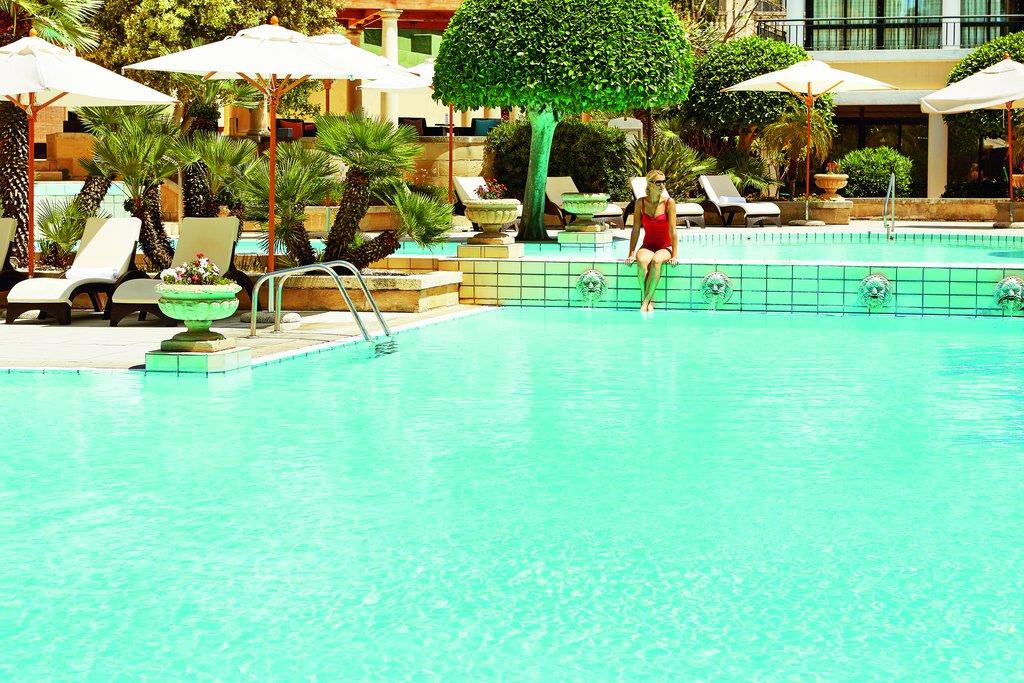 Corinthia Palace Hotel & Spa-Pool Gardens<br/>Image from Leonardo