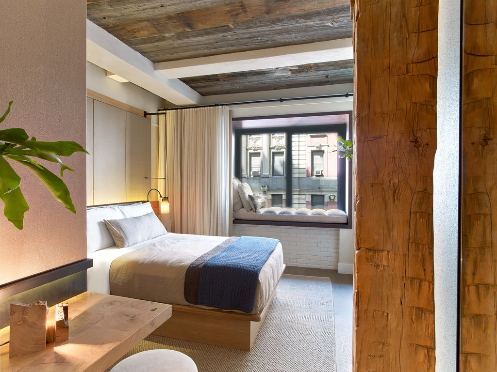 1 Hotel Central Park-Studio King Room<br/>Image from Leonardo