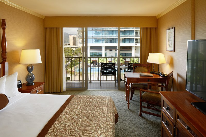 Outrigger Reef Waikiki Beach Resort - Outrigger Reef Waikiki Beach City View King <br/>Image from Leonardo