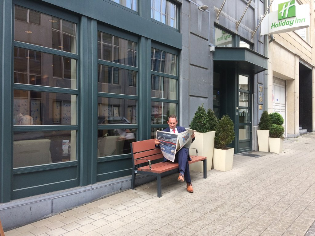 Holiday Inn Brussels - Schuman-Exterior Feature<br/>Image from Leonardo