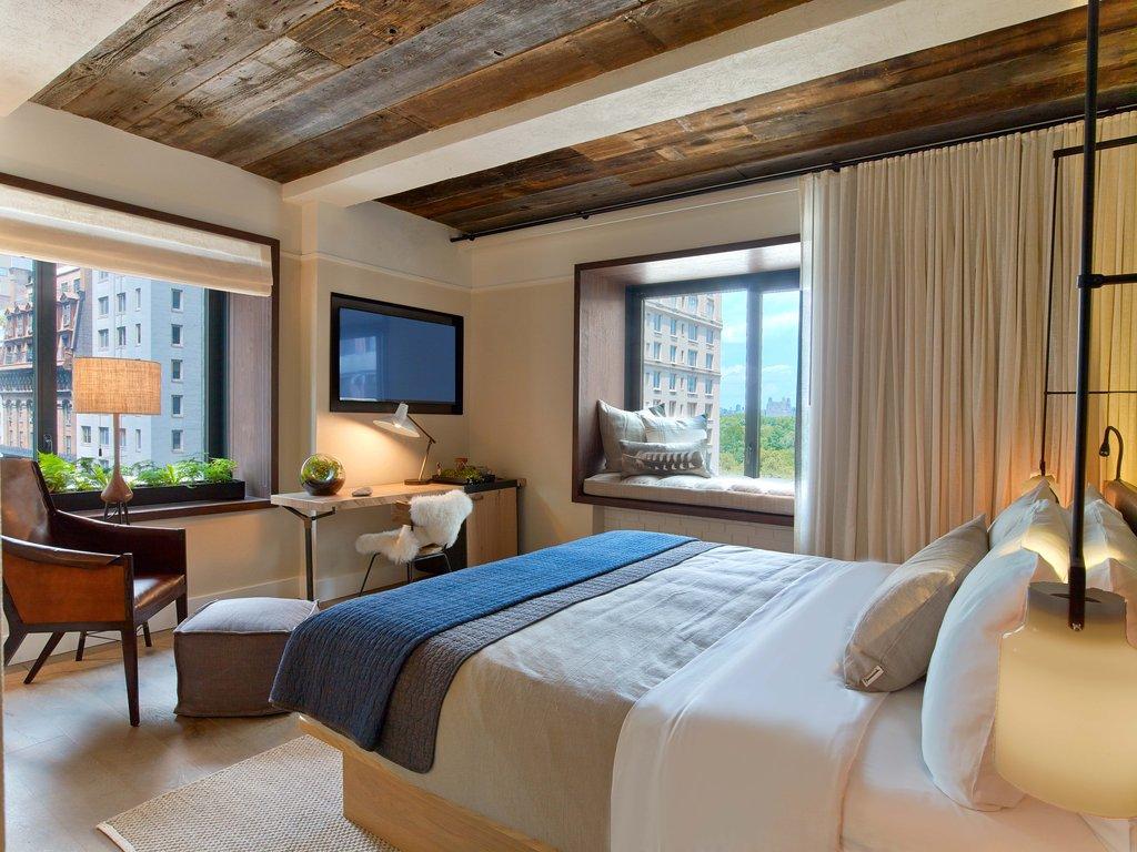 1 Hotel Central Park-Park King Room<br/>Image from Leonardo