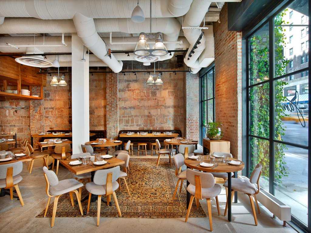 1 Hotel Central Park-Jams Restaurant<br/>Image from Leonardo