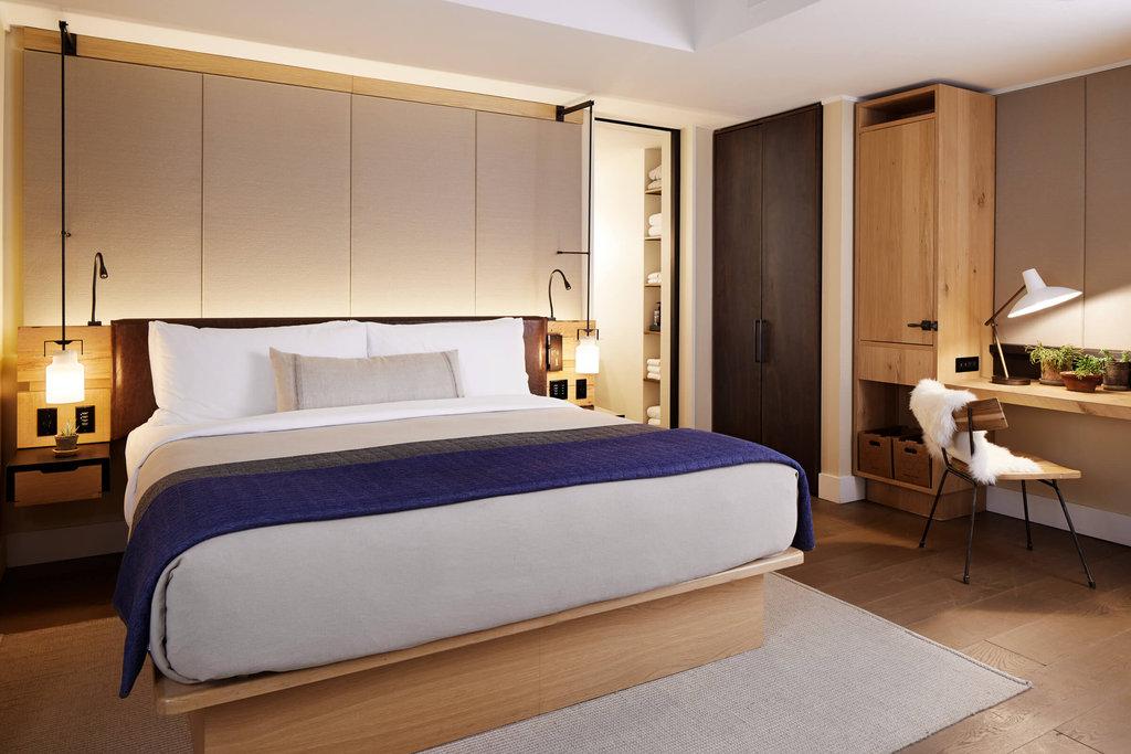 1 Hotel Central Park-Alcove King Room<br/>Image from Leonardo