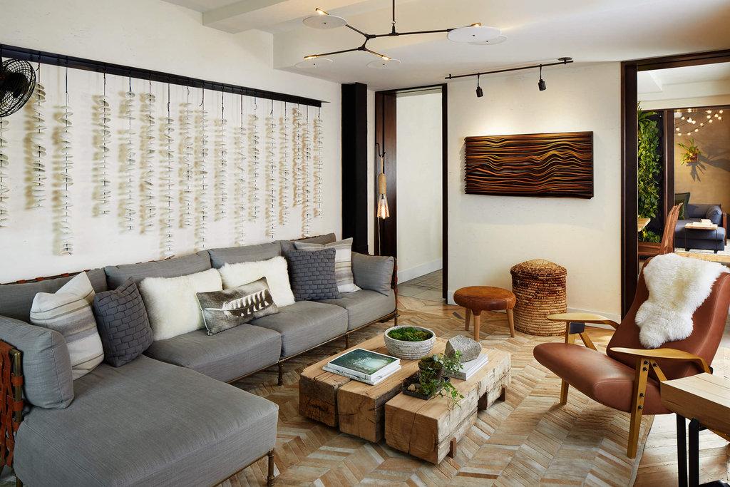 1 Hotel Central Park-Greenhouse Suite Living Area<br/>Image from Leonardo