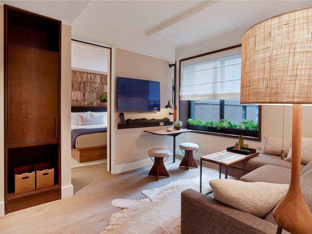 1 Hotel Central Park-Alcove Jr Suite<br/>Image from Leonardo