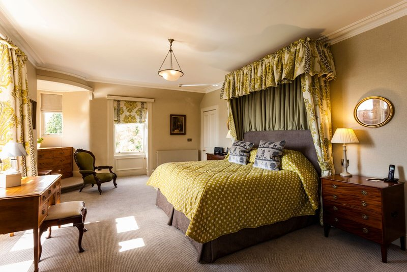 Cromlix House Hotel-Spa Junior Suite<br/>Image from Leonardo