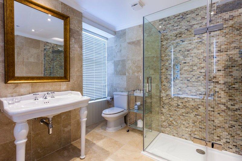 Cromlix House Hotel-Bathroom<br/>Image from Leonardo