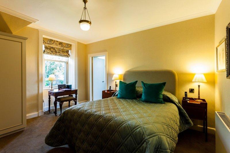 Cromlix House Hotel-Small Double Room<br/>Image from Leonardo