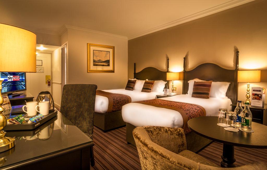 Clayton Hotel Ballsbridge - Classic Twin <br/>Image from Leonardo
