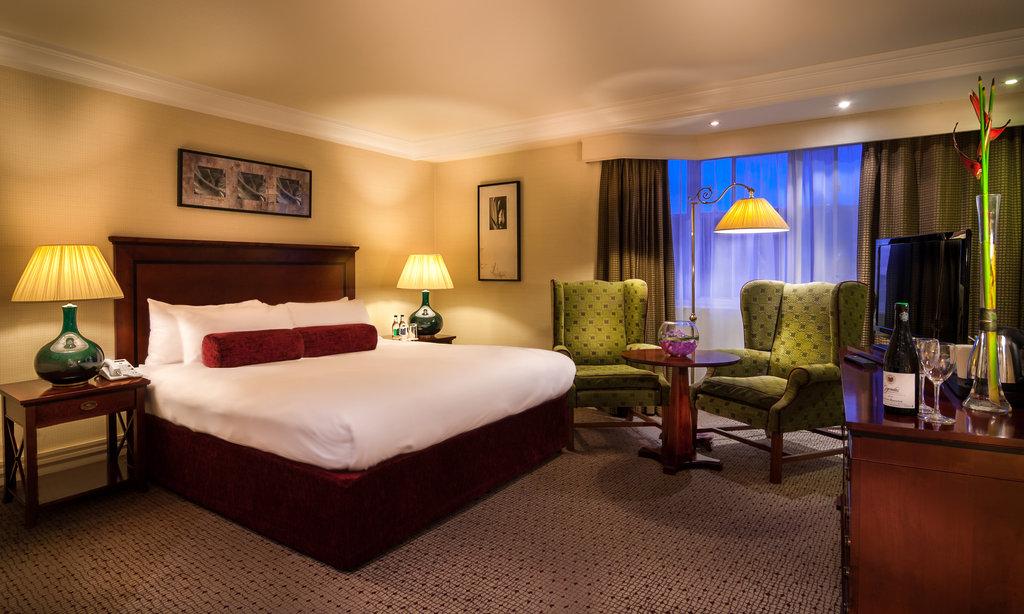 Clayton Hotel Ballsbridge - Executive Double <br/>Image from Leonardo