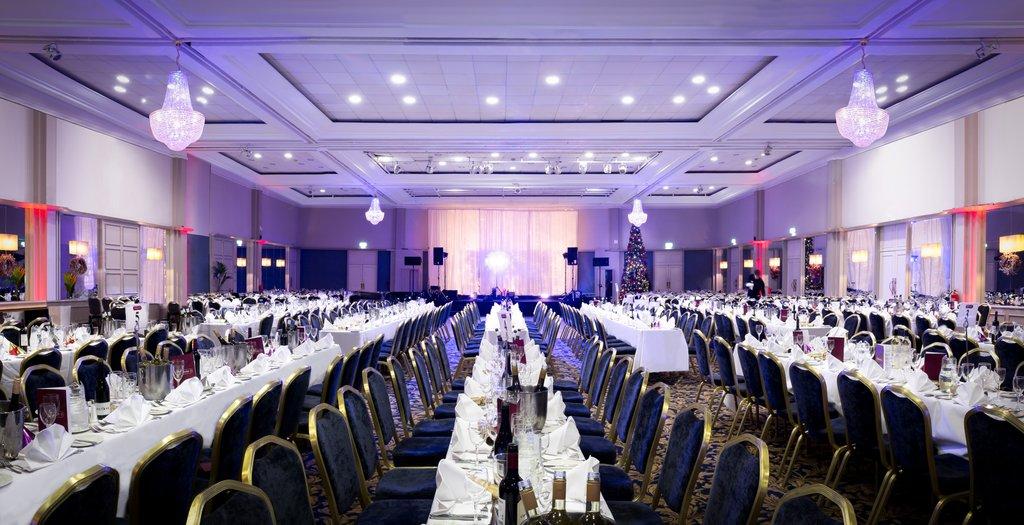 Clayton Hotel Ballsbridge - Ballroom <br/>Image from Leonardo