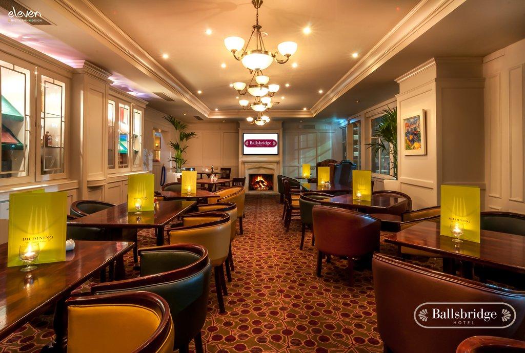 Clayton Hotel Ballsbridge - Dubliner <br/>Image from Leonardo
