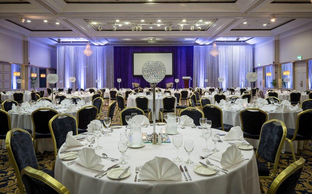 Clayton Hotel Ballsbridge - Ballroom Banquet <br/>Image from Leonardo