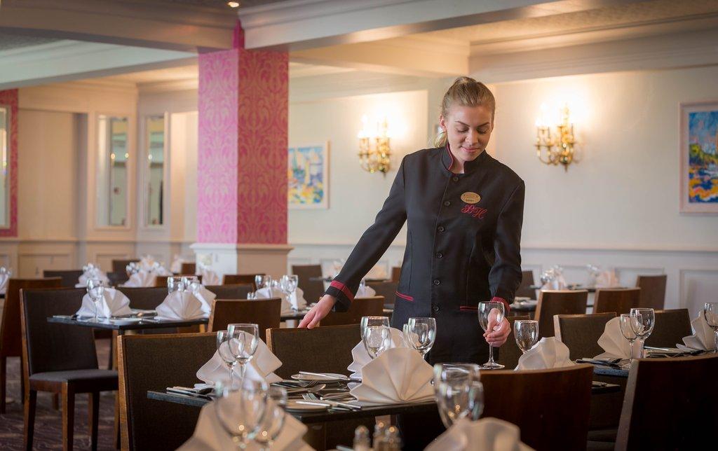 Clayton Hotel Ballsbridge - Restaurant <br/>Image from Leonardo