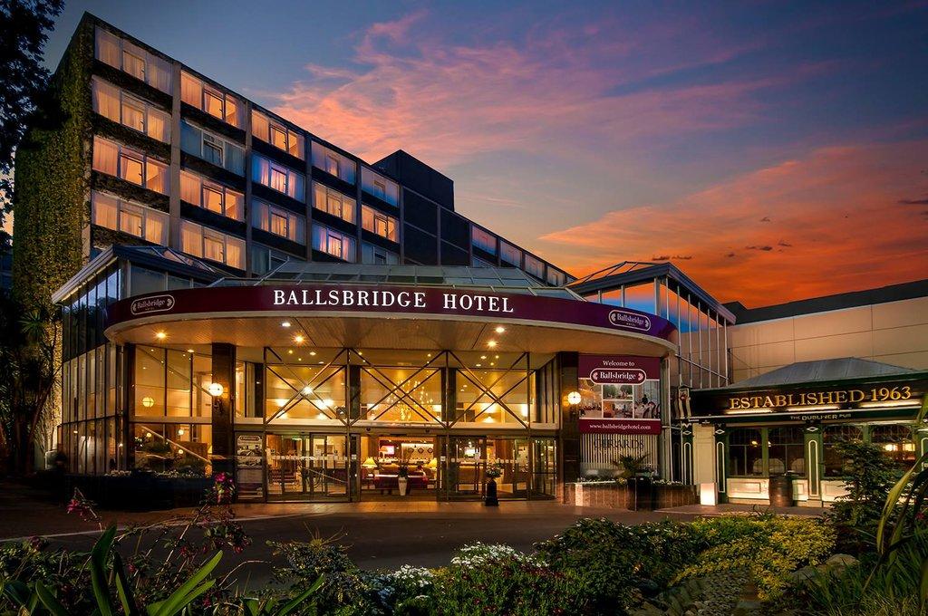 Clayton Hotel Ballsbridge - Exterior <br/>Image from Leonardo
