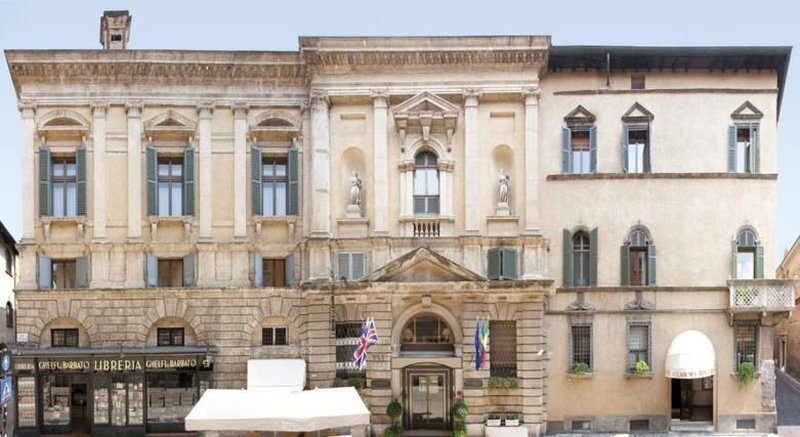 Accademia Hotel-Exterior view<br/>Image from Leonardo