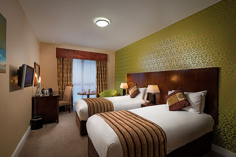 George Hotel-Twin Room<br/>Image from Leonardo