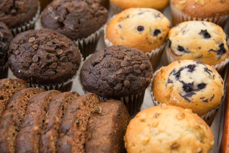 DoubleTree by Hilton Syracuse-Fresh Baked Muffins<br/>Image from Leonardo