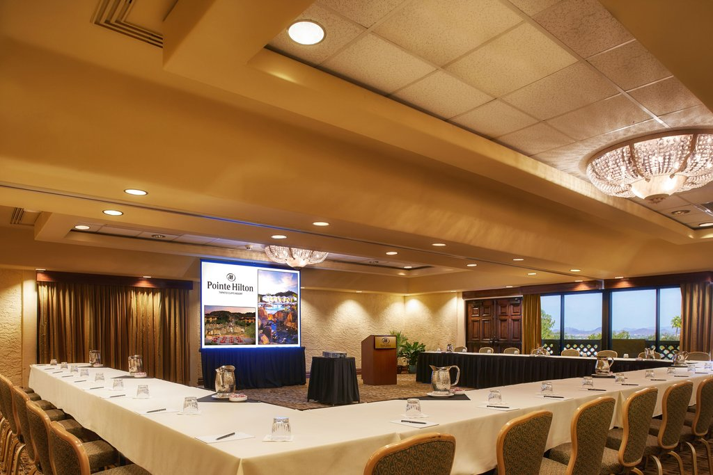 Pointe Hilton Tapatio Cliffs - Courtroom MN <br/>Image from Leonardo