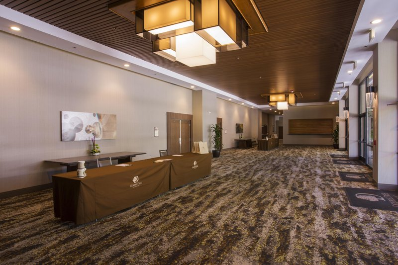 DoubleTree by Hilton Hotel Fresno Convention Center-Convention Center Foyer<br/>Image from Leonardo