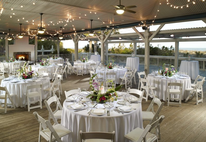 Omni Hilton Head Oceanfront Resort-Shorehouse Wedding Reception<br/>Image from Leonardo