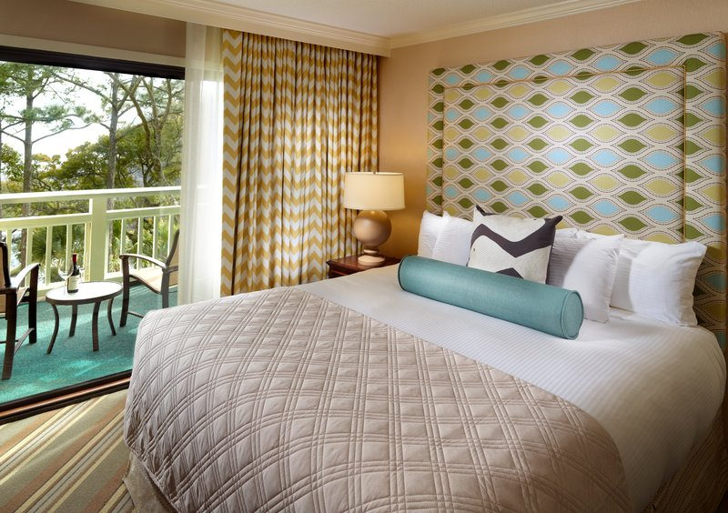 Omni Hilton Head Oceanfront Resort-Resort View Traditional King Suite<br/>Image from Leonardo