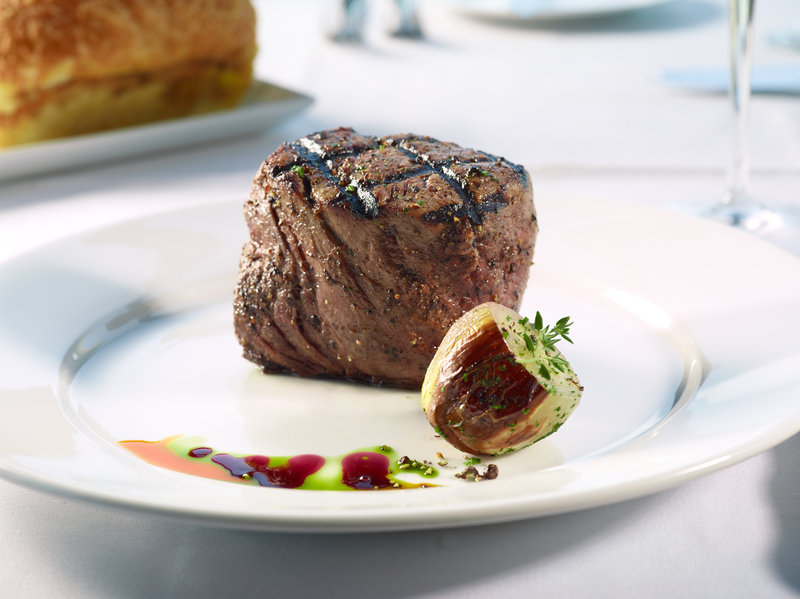 Omni Corpus Christi Hotel-Filet at Republic of Texas Restaurant<br/>Image from Leonardo