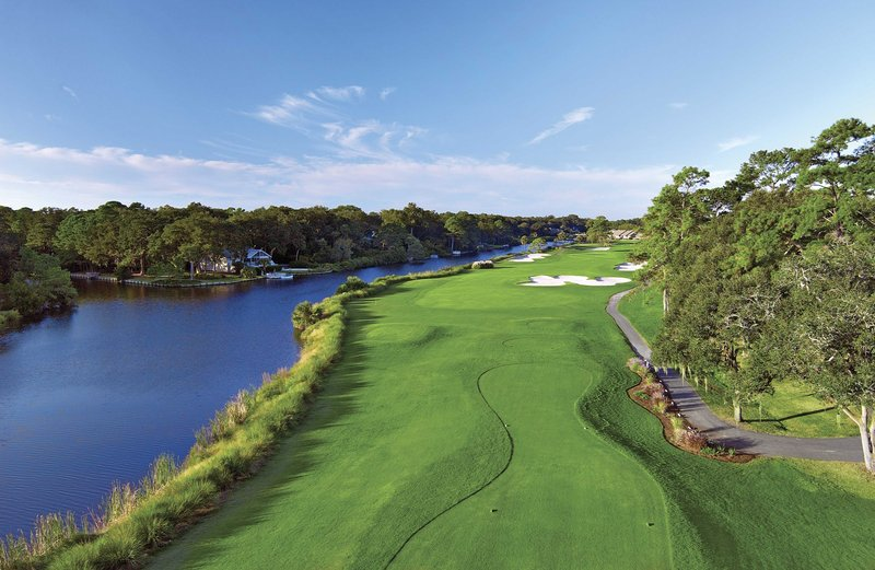 Omni Hilton Head Oceanfront Resort-Fazio Golf Course<br/>Image from Leonardo