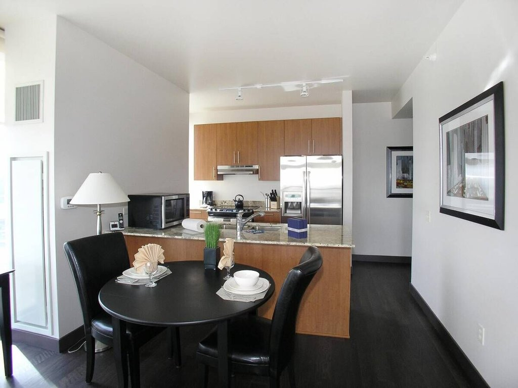 State And Grand Apartments-Kitchen<br/>Image from Leonardo