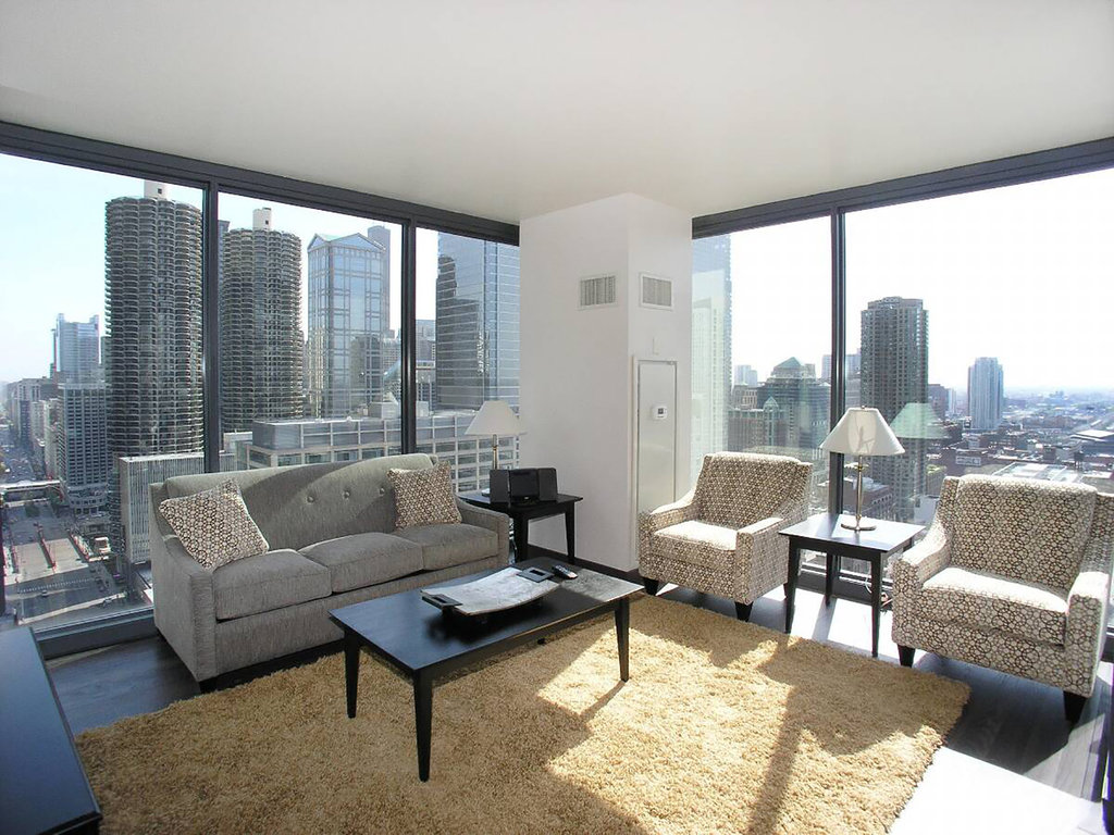 State And Grand Apartments-Living Room<br/>Image from Leonardo