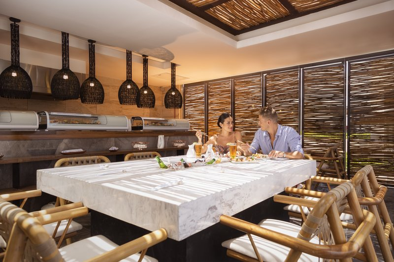 Live Aqua Boutique Resort Playa del Carmen - Restaurant Sushi Tapas <br/>Image from Leonardo