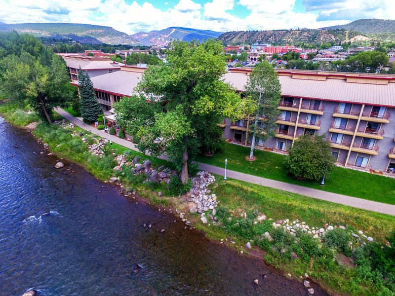 DoubleTree by Hilton Durango-View of River Path <br/>Image from Leonardo