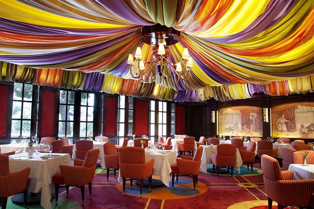 Bellagio - Le Cirque <br/>Image from Leonardo
