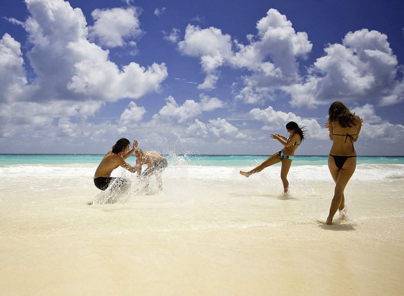 Bougainvillea Barbados-Bougainvillea Beach Resort Holiday Fun<br/>Image from Leonardo