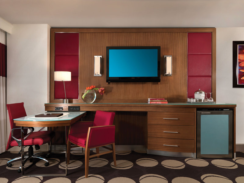 The Mirage Hotel and Casino - Deluxe Room Living Area <br/>Image from Leonardo