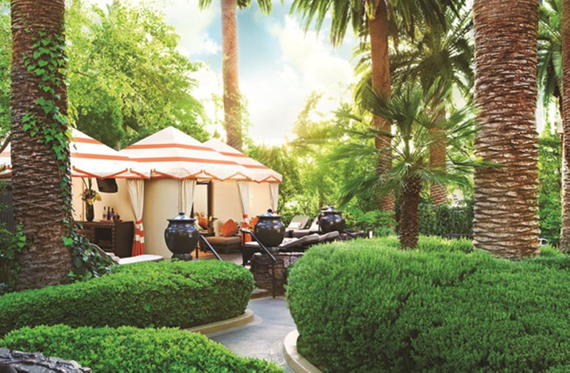 The Mirage Hotel and Casino - Mirage Cabana <br/>Image from Leonardo
