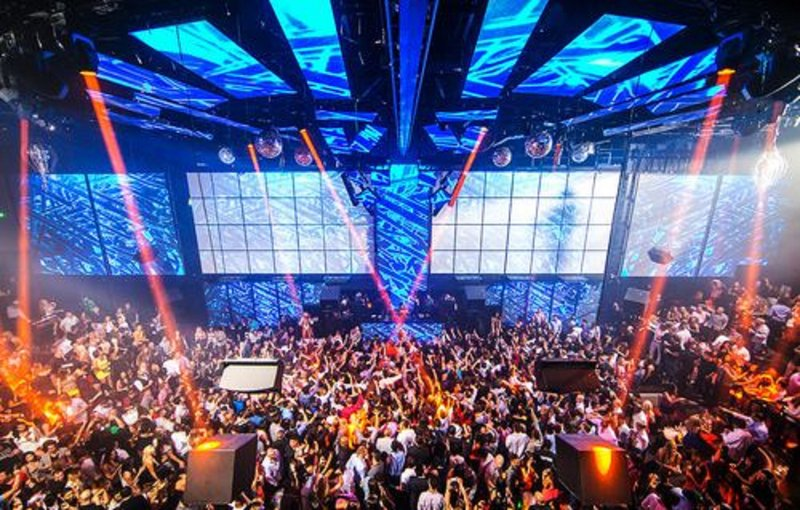 Mandalay Bay Resort and Casino-Light Nightclub at Mandalay Bay<br/>Image from Leonardo