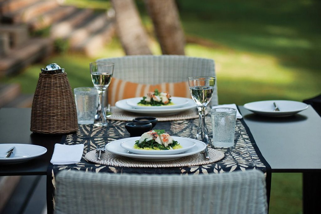 Dolphin Island-Enjoy Your Meal On The Terrace Or In The Garden<br/>Image from Leonardo