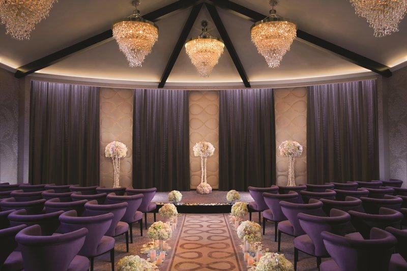 Aria Resort and Casino-Wedding<br/>Image from Leonardo