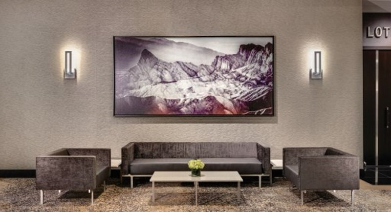 Luxor Resort and Casino - Meeting Reception Area <br/>Image from Leonardo