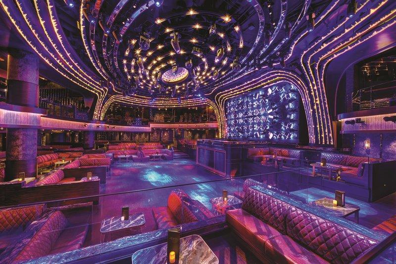 Aria Resort and Casino - Jewel Nightclub <br/>Image from Leonardo