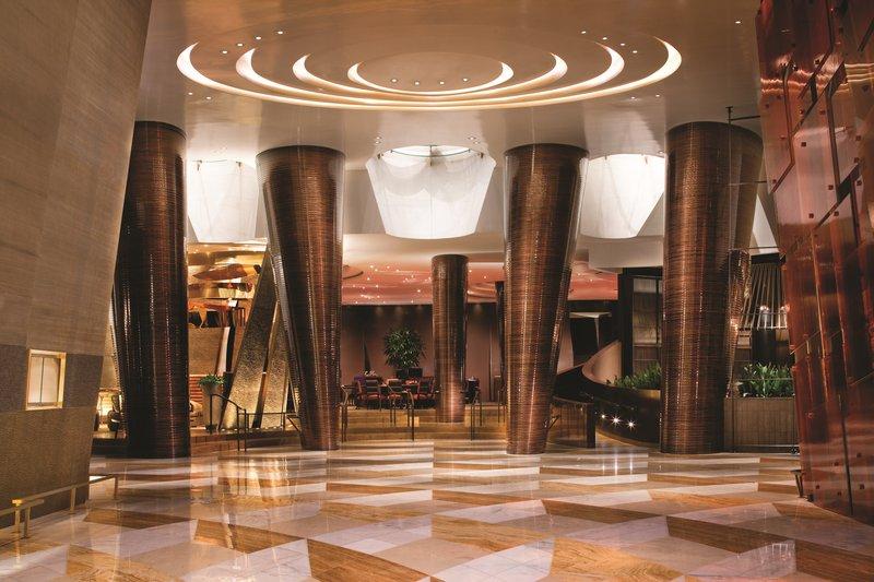 Aria Resort and Casino-Baccarat Hallway<br/>Image from Leonardo