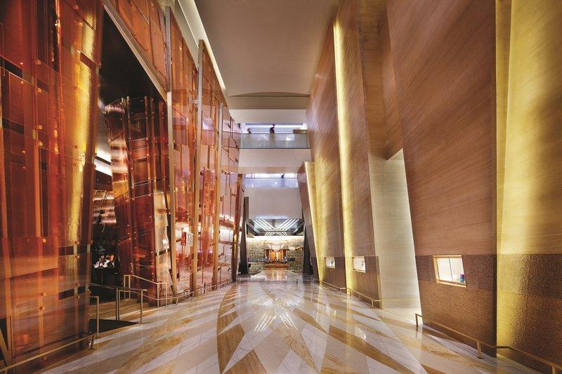 Aria Resort and Casino - Radiance Hallway <br/>Image from Leonardo