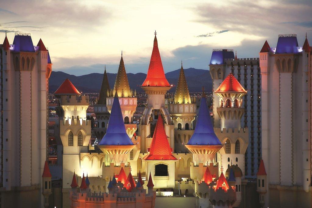 Excalibur Hotel and Casino - Excalibur <br/>Image from Leonardo